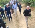 Cammino verso la varietà Tsunami® a Rocca Imperiale