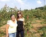 Antonella Farolfi e Edwige Remy nell'impianto di Tsunami®