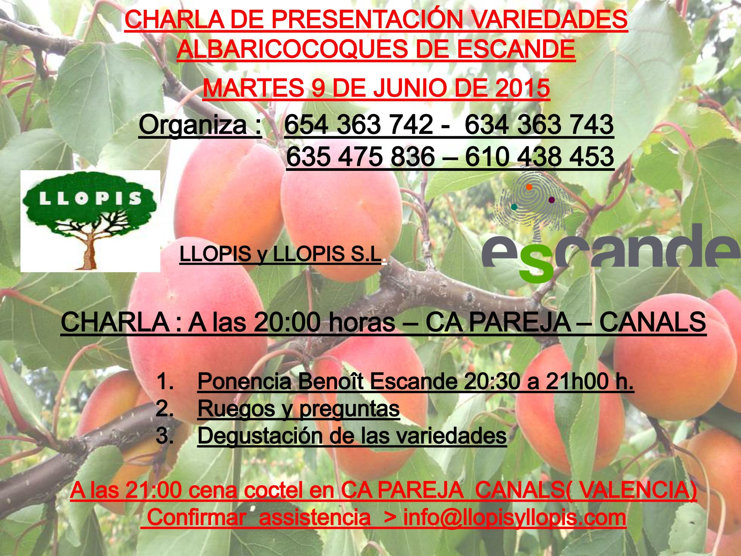 Invitation CHARLA
