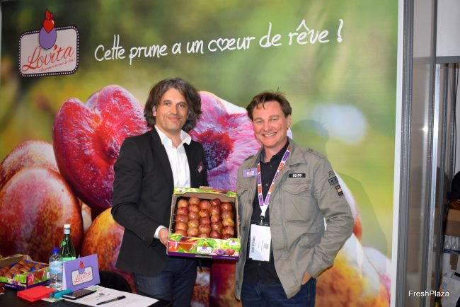 LOVITA PRUNE FRENCH FRUIT LOVERS